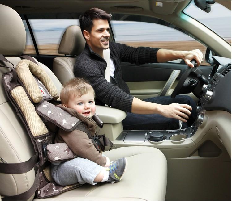 Во сколько лет можно возить ребенка на переднем сидении автомобиля в 2020 году