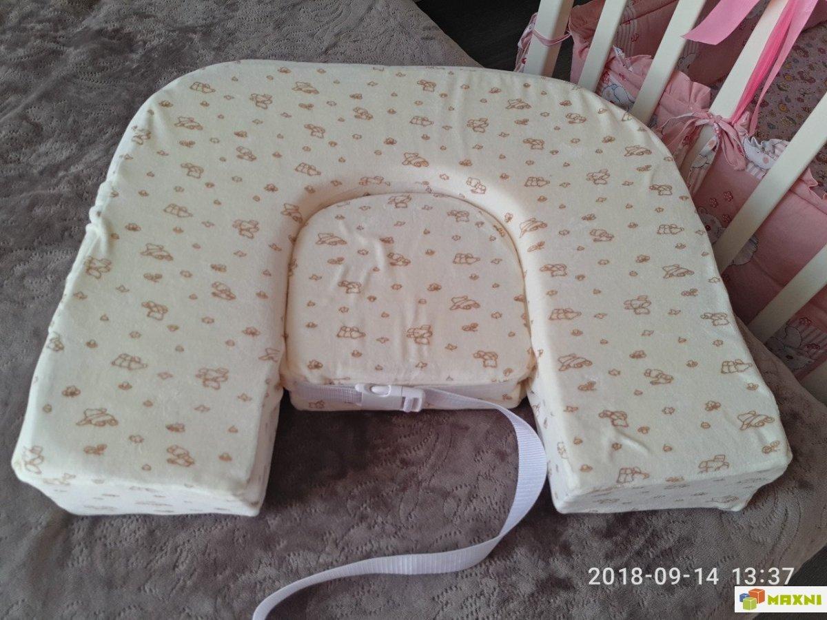 Подушка для кормления грудного ребенка: как сшить своими руками и пользоваться удобным предметом