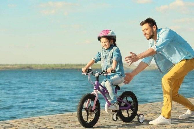 Как научить ребенка ездить на велосипеде (трехколесном и двухколесном) – советы и рекомендации