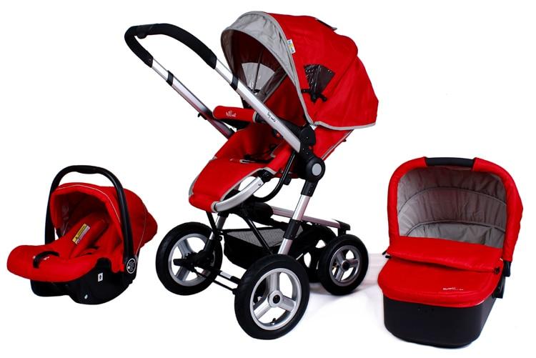 Рейтинг лучших колясок 3 в 1 за 2020 год: детские удобные, легкие, качественные коляски для новорожденных