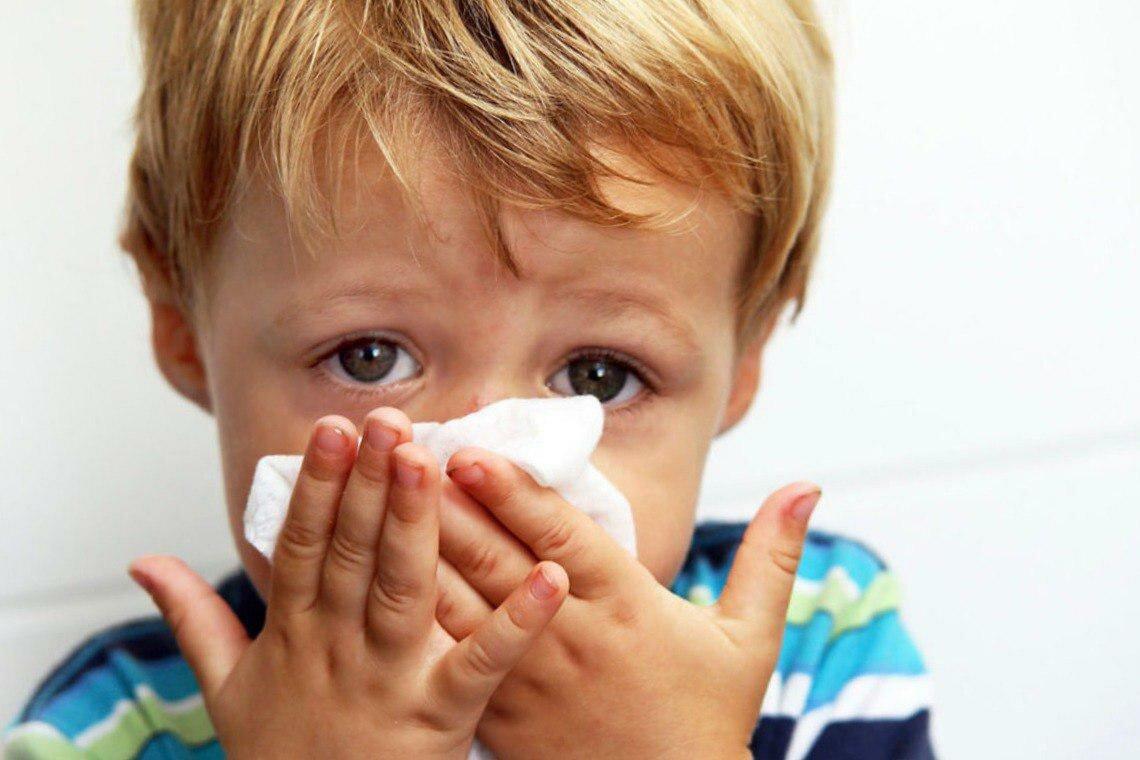 Комаровский – кровь из носа у ребенка: причины