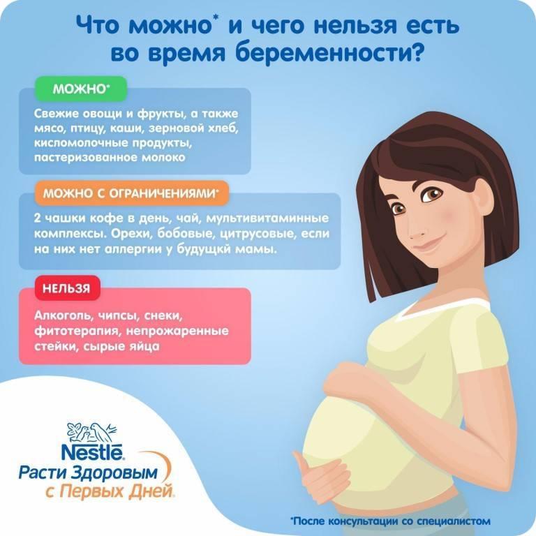 Что категорически нельзя делать беременным