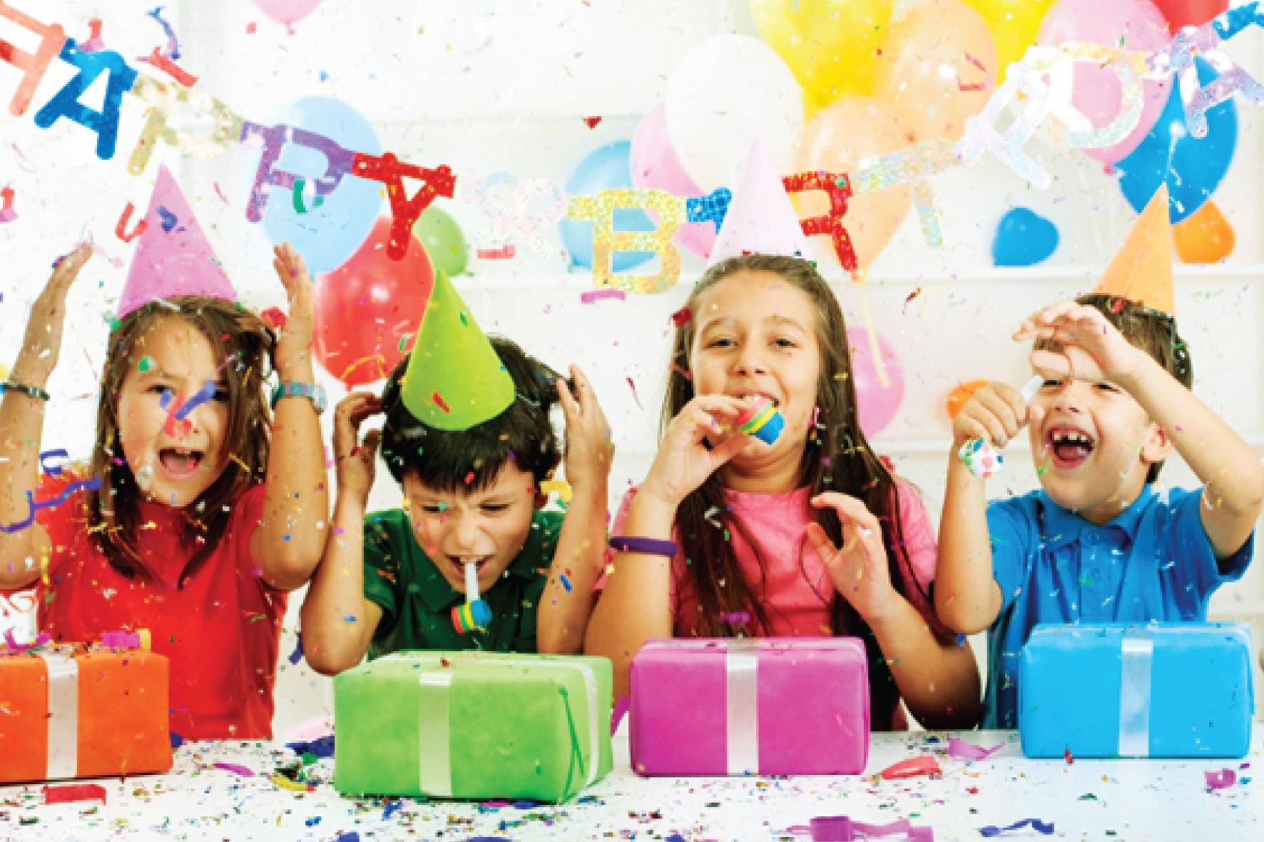 Детский день рождения. сценарии, стенгазеты, поздравления, подарки, угощения