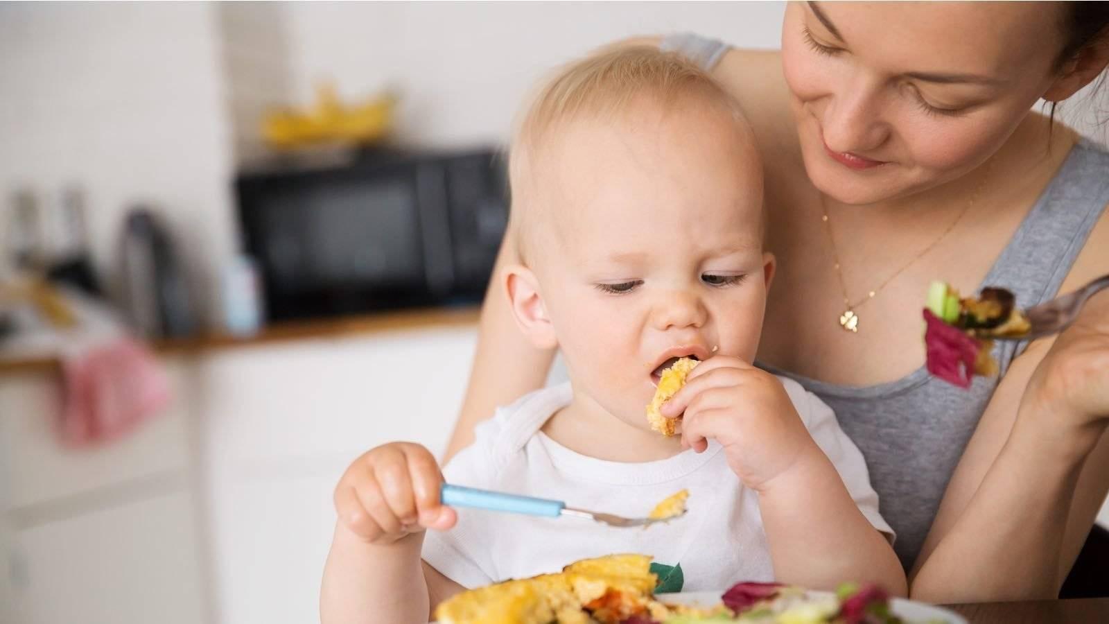 Гениальная идея: как накормить ребенка, когда уговоры поесть на него не действуют