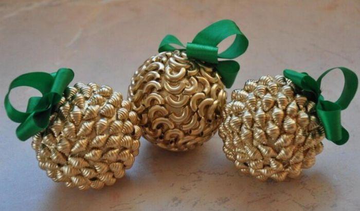 елочные шары своими руками для детей