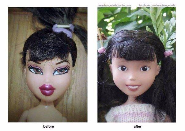 Возврат куклы