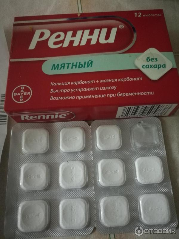 Лекарства для беременных - список разрешенных препаратов