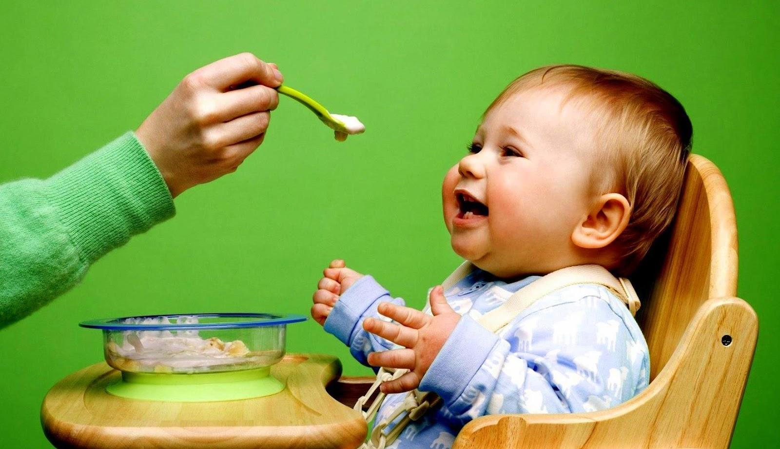 Соль в питании ребенка: много, мало или на глазок?