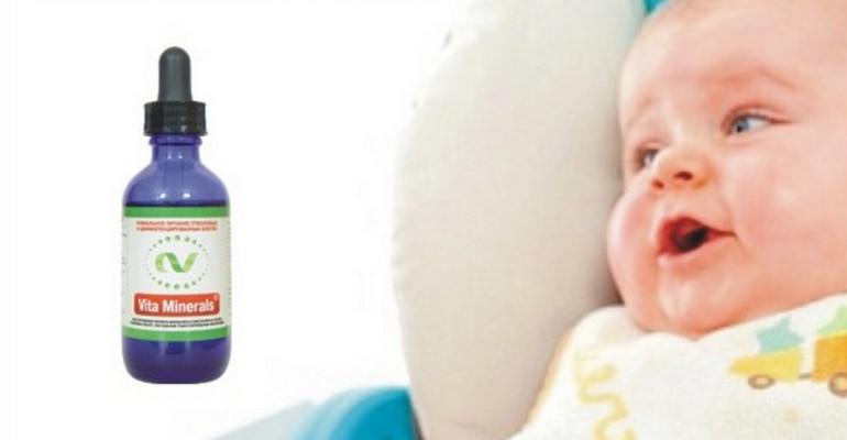 Витамин д для новорожденных: когда и как давать