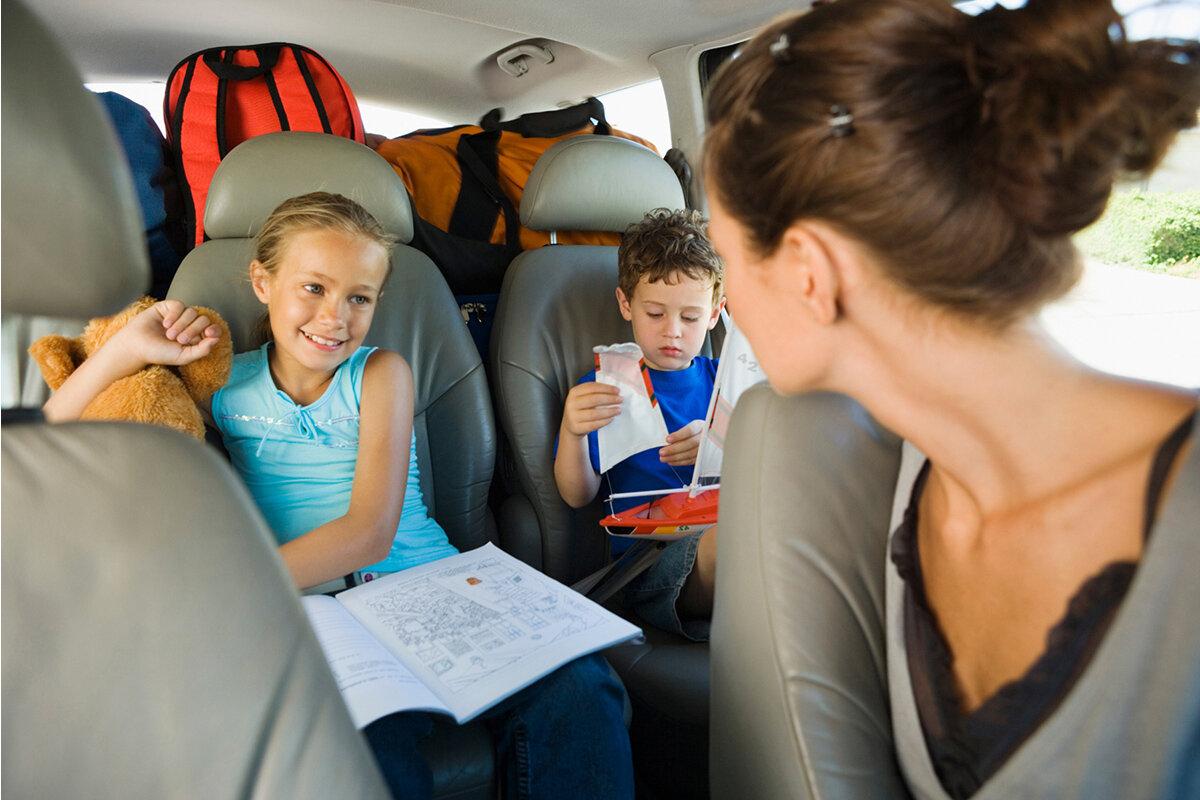 Правила путешествий с детьми: топ-10 для комфорта | телеканал стб