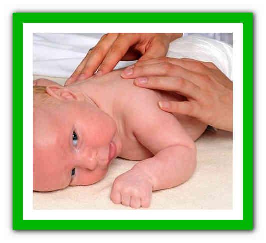 На сколько выкладывать новорожденного на живот в месяц
