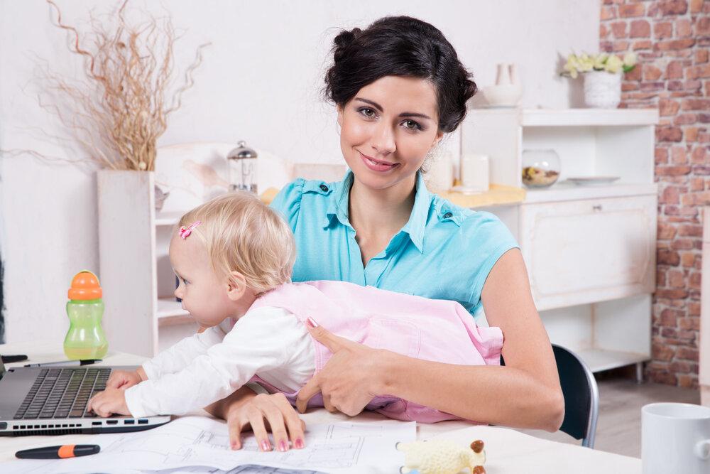 Как молодой маме все успеть и не забыть о себе