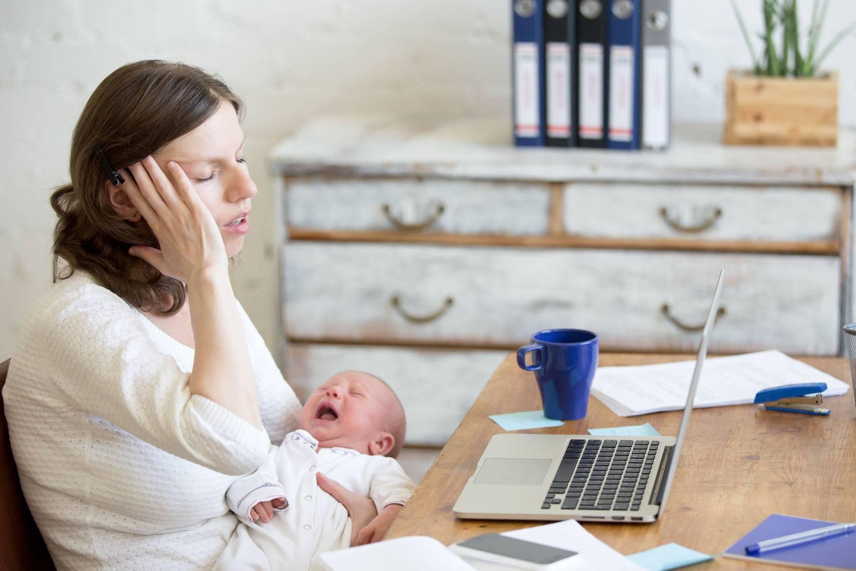 Чем заняться в декрете до родов и после рождения ребенка, чтобы не умереть со скуки?