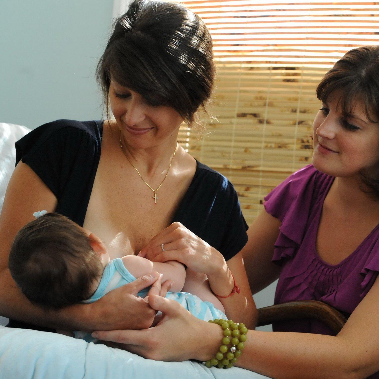 Кластерное кормление: почему младенец «висит» на груди - проблемы гв