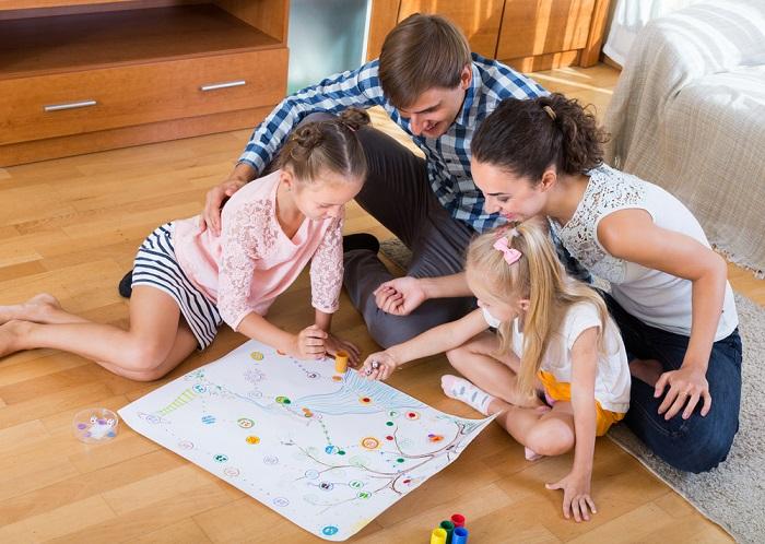 На карантине с детьми: испытание или новые возможности? - тасс