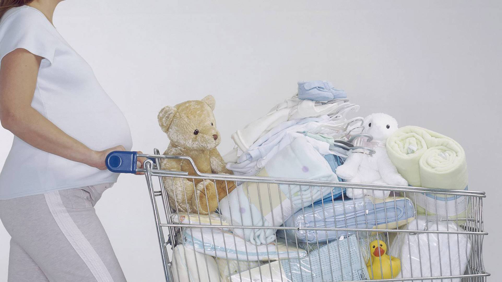 Приметы о новорожденных и младенцах
