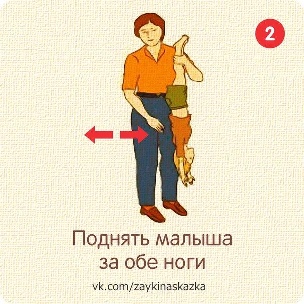 Что делать, если ребенок подавился - помощь подавившемуся ребенку