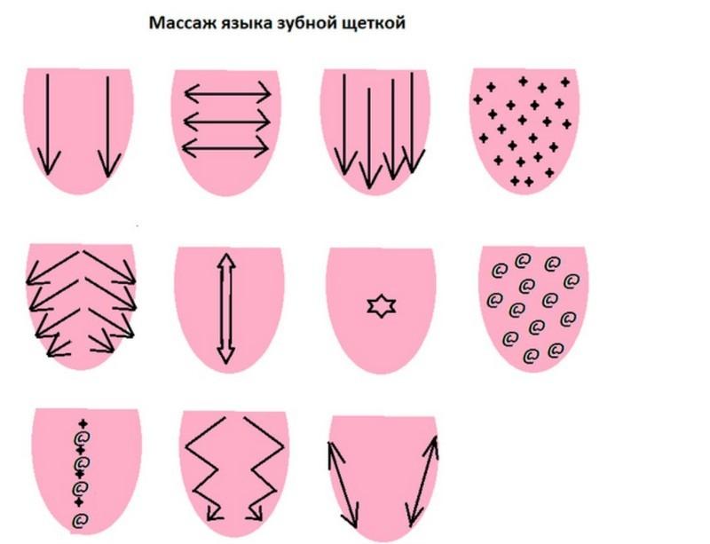 Логопедический массаж языка: правила и техники проведения