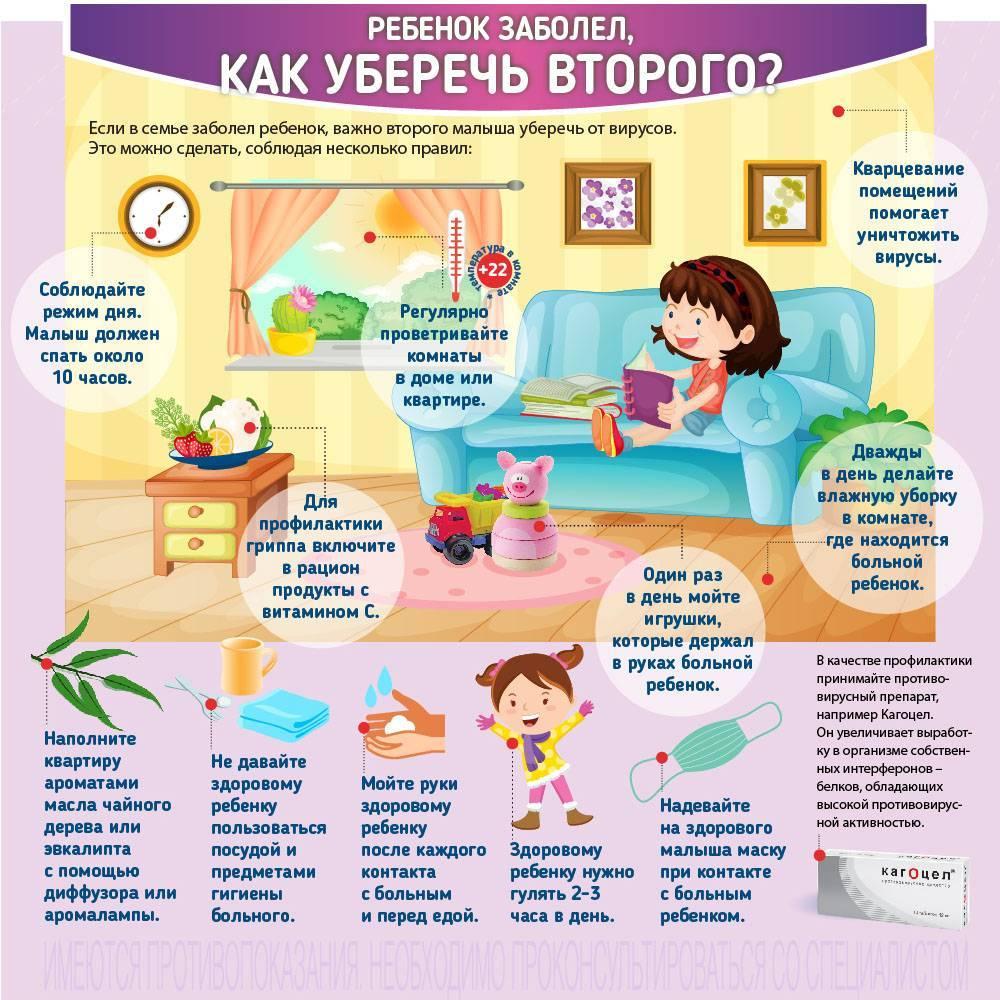 Как лечить простуду и орви у ребенка: 7 советов педиатров