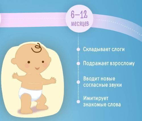 Развитие ребёнка в 9 месяцев: что он должен уже уметь и как его дальше развивать