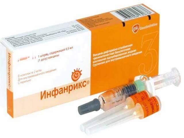 Импортная вакцина акдс лучше отечественная или импортная комаровский
