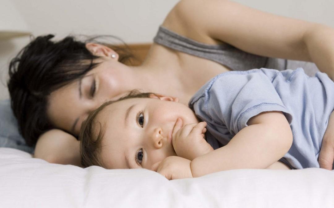 Мой опыт: ребенок должен спать отдельно