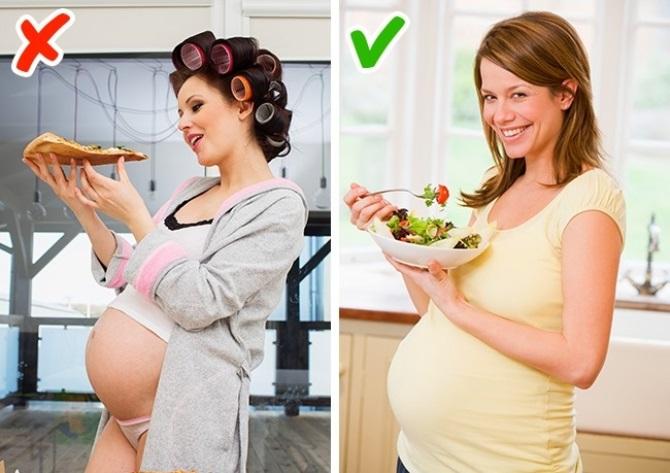 10 необычных фактов о беременности, о которых не говорят врачи