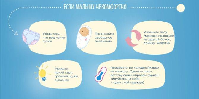 Новорожденный плачет все время: причины и как помочь