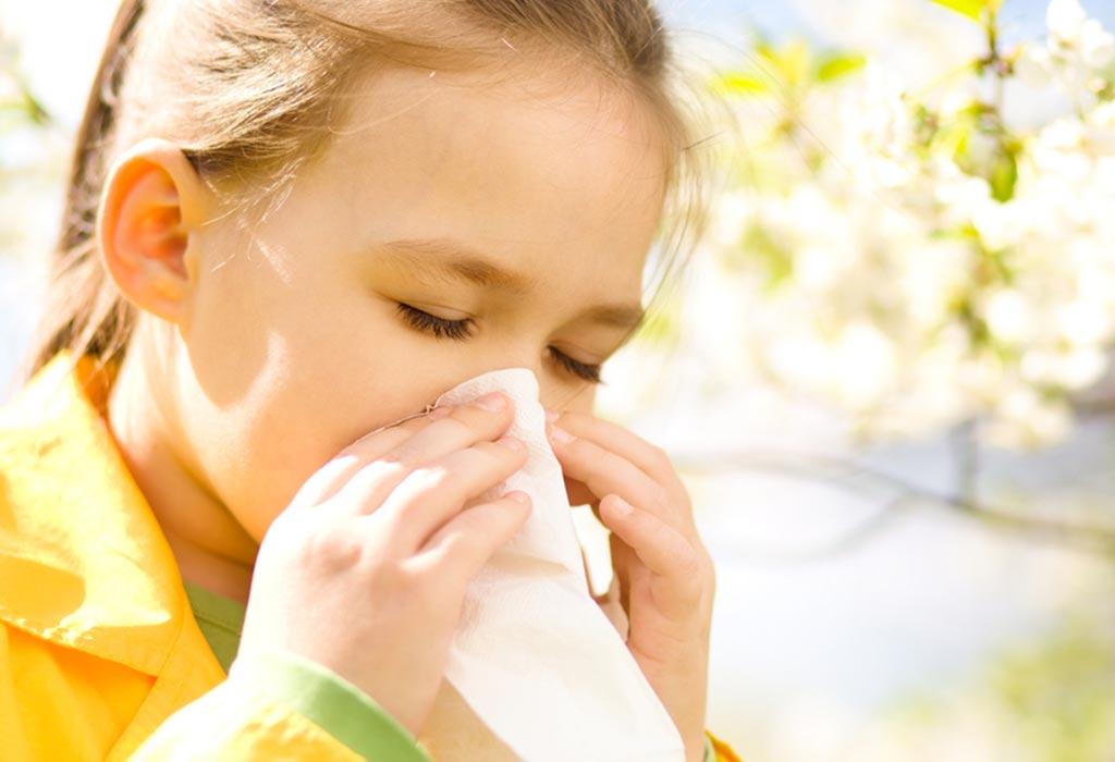 Аллергический ринит у ребенка: лечение и методы профилактики