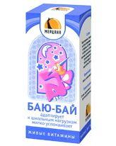 """""""баю-бай"""" – засыпайка для детей до года и старше: состав и инструкция по применению капель"""