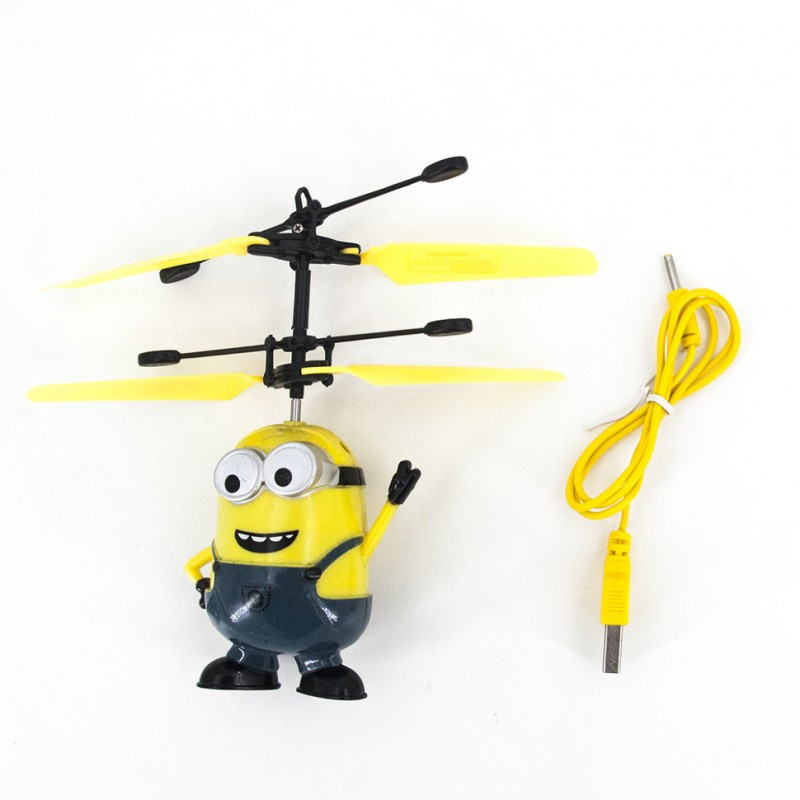 Игрушка летающий миньон: внешний вид, как работает, игры, цены, отзывы родителей
