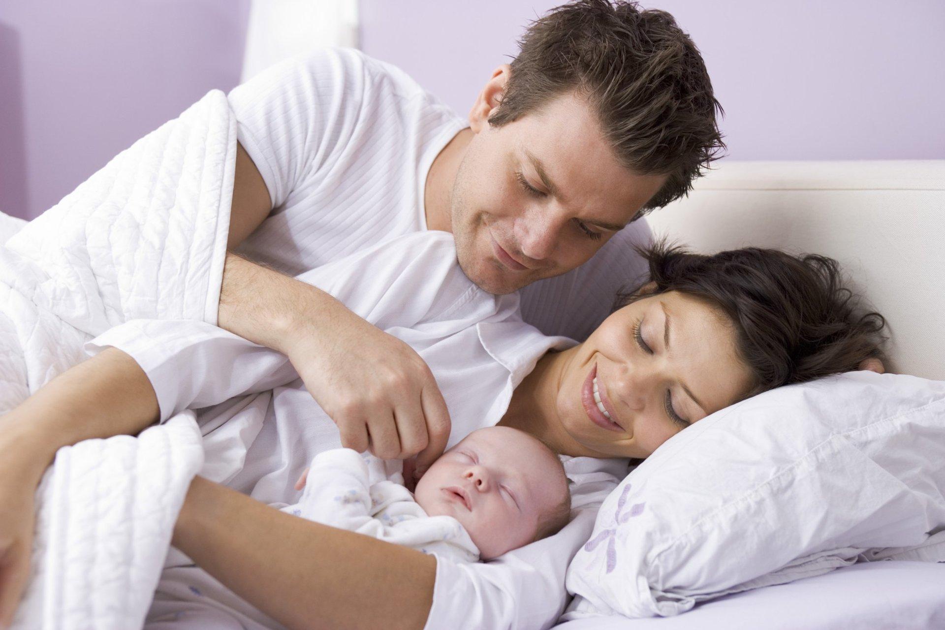 Отношения с мужем после родов: причины разлада и восстановление