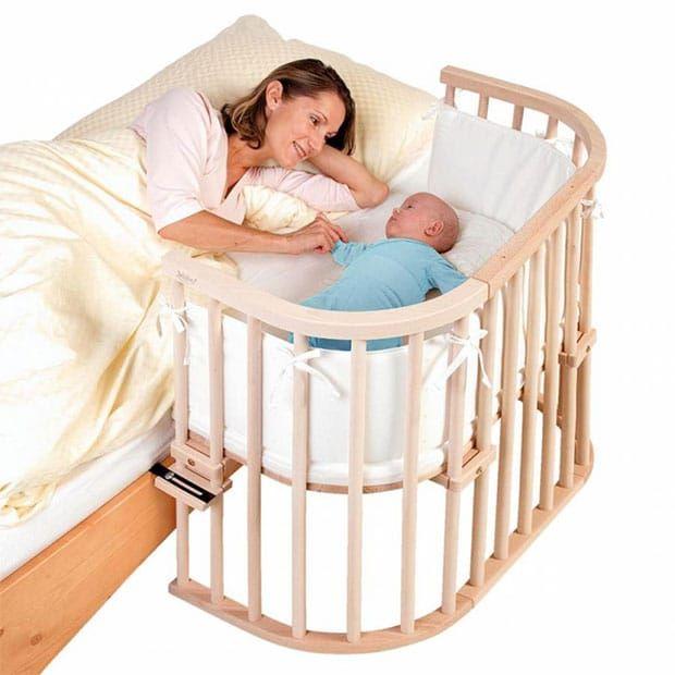 Прикроватная кроватка для новорожденных своими руками. детская кроватка своими руками: мастер-класс с чертежами и фото. изменение уровня дна
