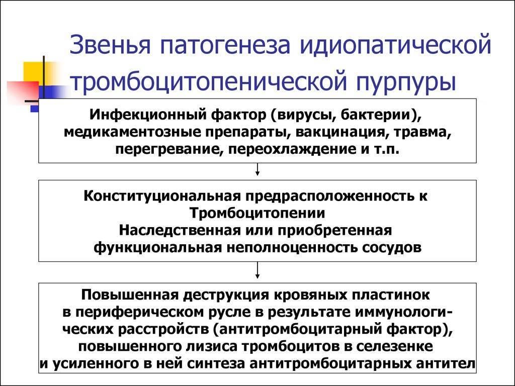 Тромбоцитопения (пурпура) | симптомы | диагностика | лечение - docdoc.ru