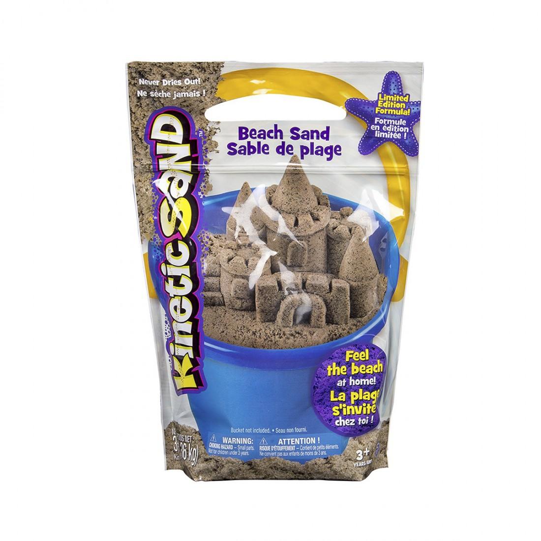 Что построить из кинетического песка. что такое кинетический песок и как его сделать своими руками