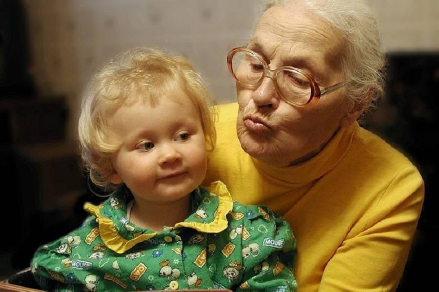 Как не испортить ребенка бабушкой?