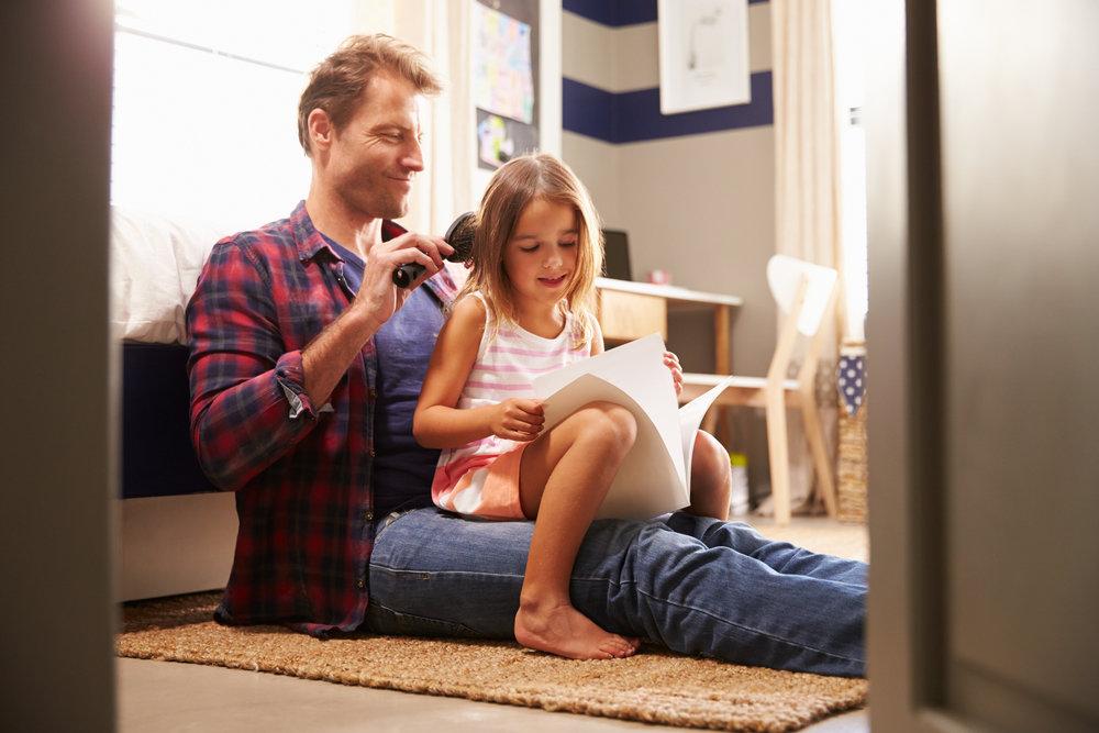 25 простых советов, как стать хорошим отцом