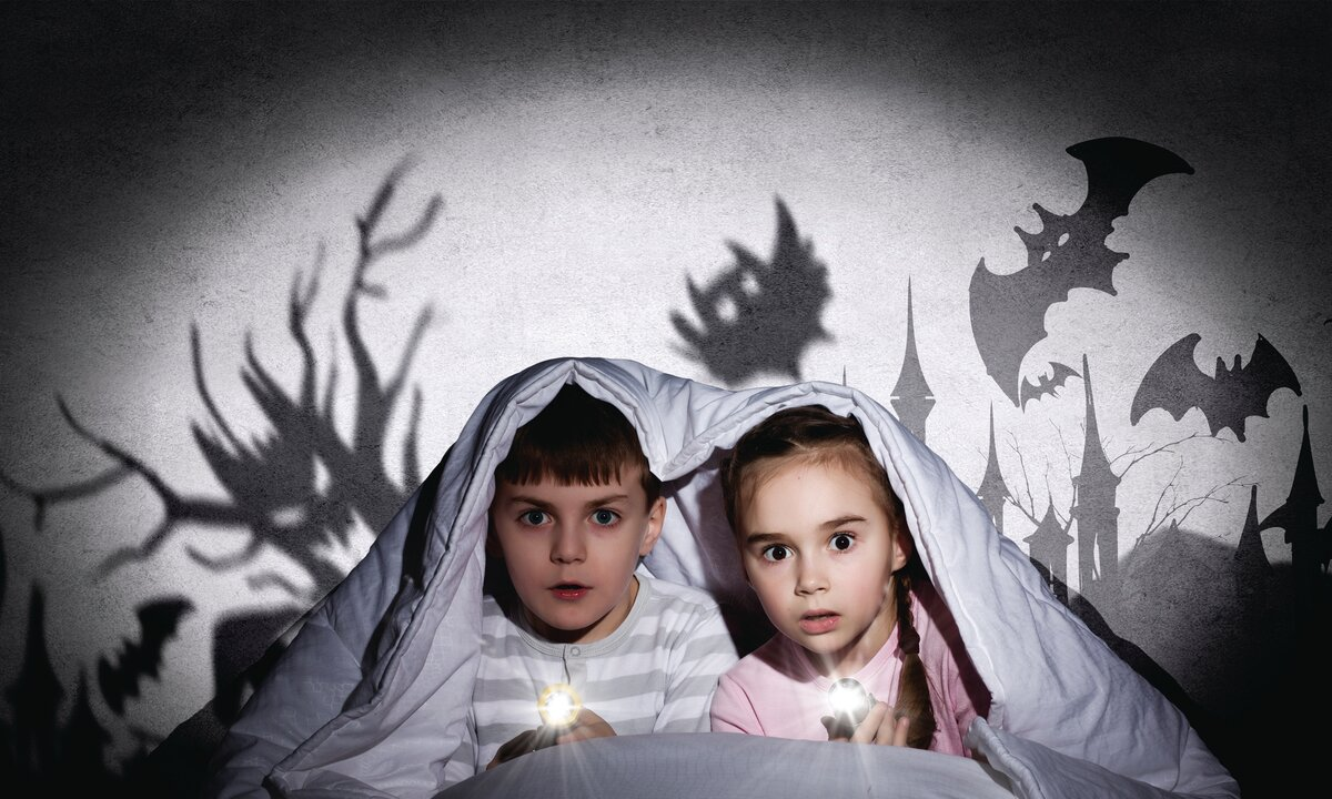 Воображаемые друзья у детей: кто они и есть ли повод для беспокойства?