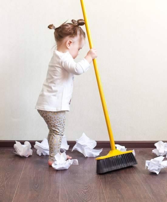 Как приучить ребенка к дисциплине и порядку