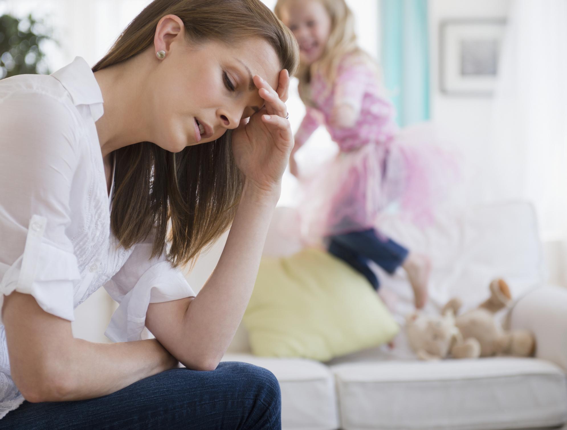 Что больше всего раздражает, когда у вас маленькие дети. родительские трудности