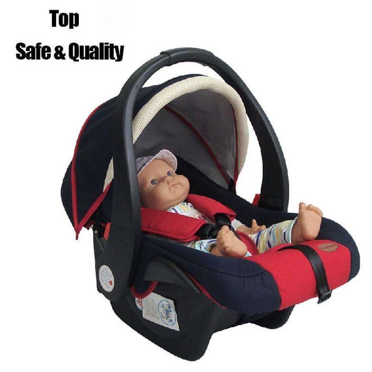 До какого возраста используется автолюлька для ребенка