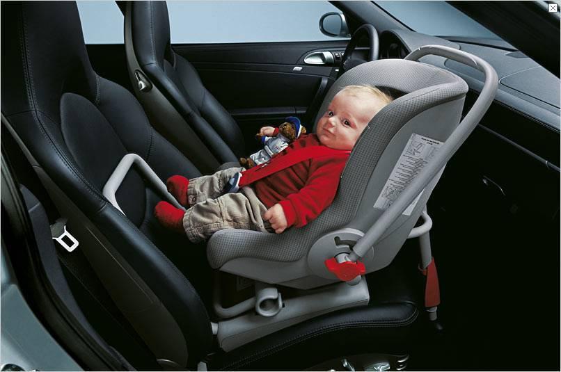 Перевозка новорожденных и грудных детей в машине в 2019 году