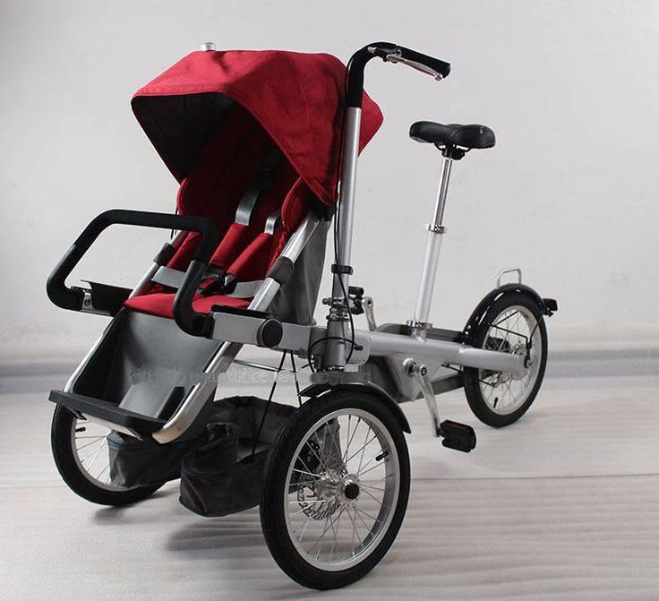 Велосипед коляска для мамы taga - преимущества для родителей и ребенка, особенности, отзывы