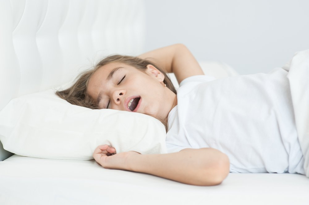 Заложенность носа и храп у ребенка
