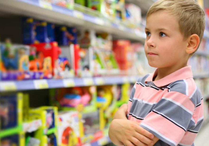 Детские истерики в магазине: 4 экстренных совета, что делать