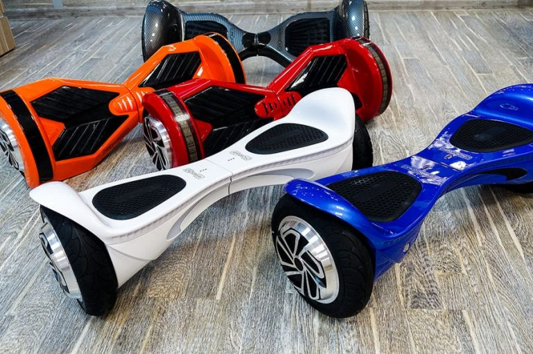 Рейтинг лучших моделей детских гироскутеров