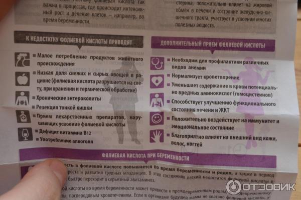 Фолиевая кислота при планировании беременности: дозировка – как принимать для зачатия и сколько пить женщинам, инструкция по применению и правильные суточные нормы приема в таблетках, отзывы