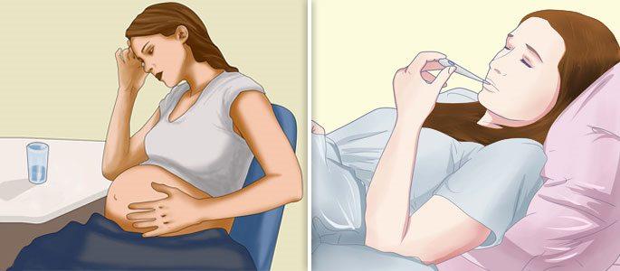 Гайморит при беременности: лечение, последствия для плода, на ранних стадиях (1 триместр) и во 2, 3 триместре