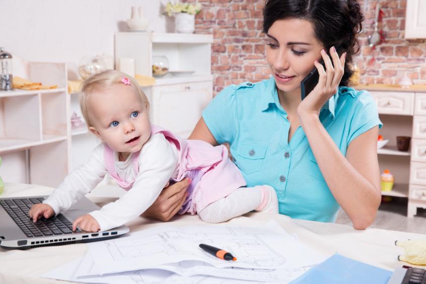 Хотите стать супер-мамой? 7 важных умений помогут вам в этом!