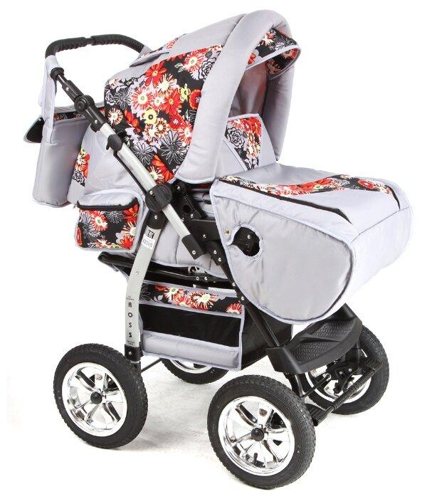 Особенности выбора коляски-трансформера для новорожденного